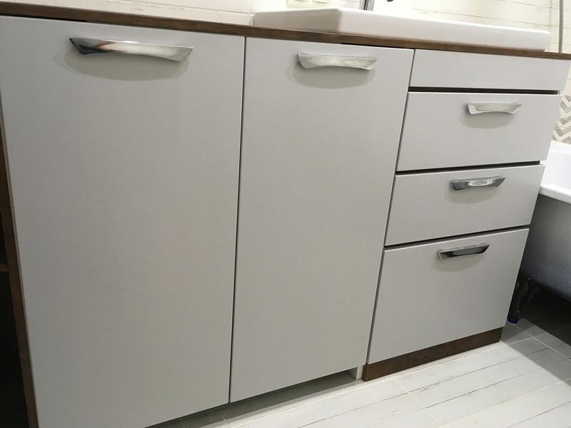 Мебель для ванной комнаты-Мебель для ванной «Модель 1»-фото3