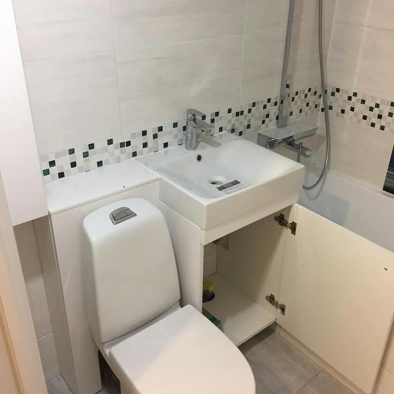 Мебель для ванной комнаты-Мебель для ванной «Модель 73»-фото8