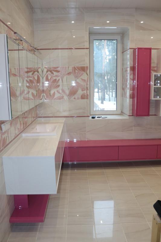 Мебель для ванной комнаты-Мебель для ванной «Модель 84»-фото2