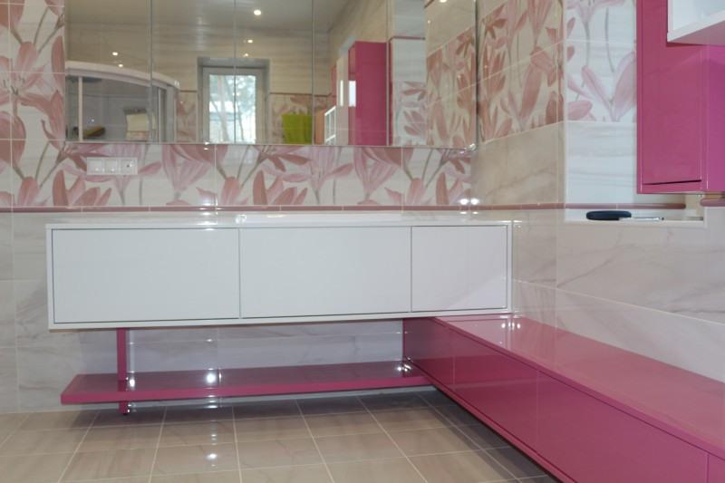 Мебель для ванной комнаты-Мебель для ванной «Модель 84»-фото7