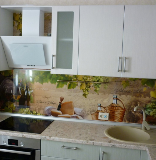 -Кухня МДФ в ПВХ «Модель 216»-фото23