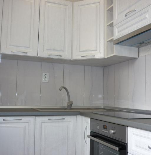 -Кухня МДФ в ПВХ «Модель 249»-фото8