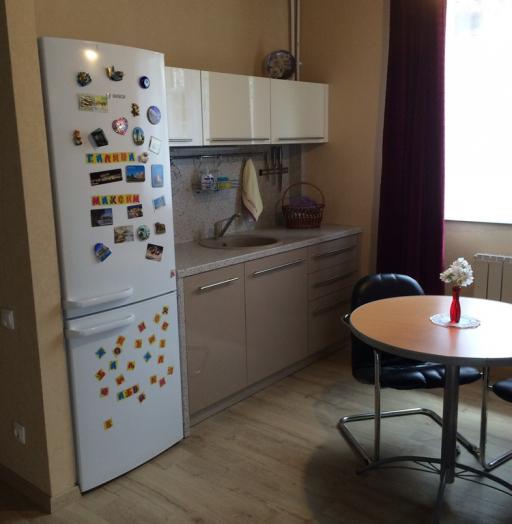 -Кухня из пластика «Модель 104»-фото15