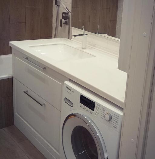 Мебель для ванной комнаты-Мебель для ванной «Модель 36»-фото3