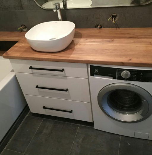 Мебель для ванной комнаты-Мебель для ванны «Модель 50»-фото3