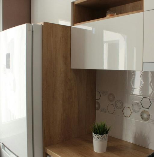-Кухня из пластика «Модель 87»-фото30
