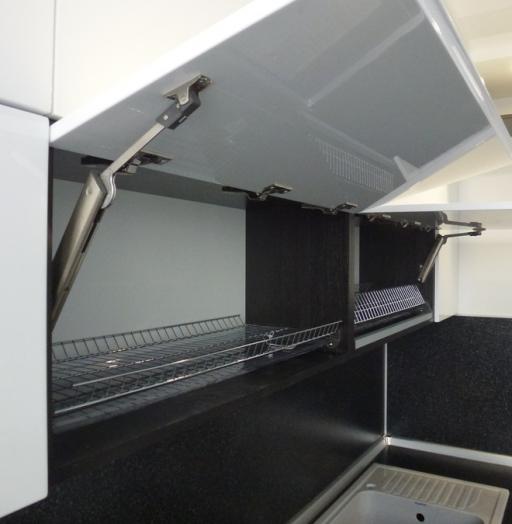 -Кухня МДФ в эмали «Модель 430»-фото18