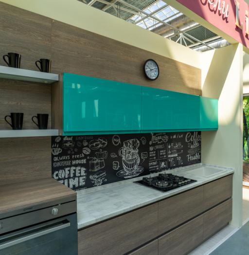 -Кухня МДФ в эмали «Модель 49»-фото15