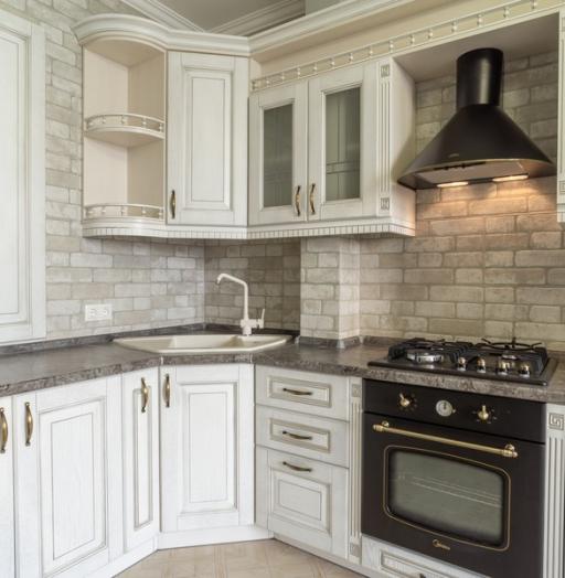 -Кухня из шпона «Модель 7»-фото6