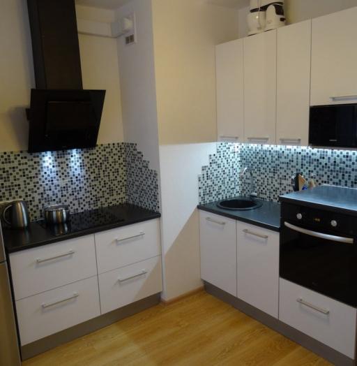 -Кухня из пластика «Модель 131»-фото11