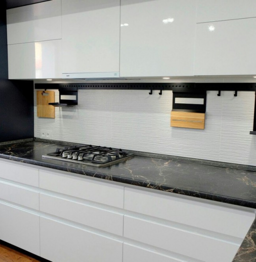 -Кухня МДФ в ПВХ «Модель 81»-фото27
