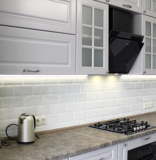 -Кухня МДФ в ПВХ «Модель 183»-фото18