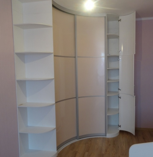 -Угловой шкаф-купе «Модель 89»-фото21