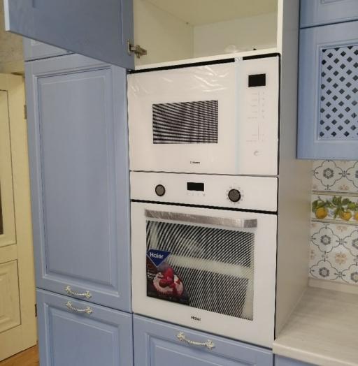 -Кухня МДФ в эмали «Модель 582»-фото15